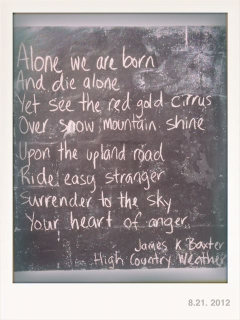 christchurch poem