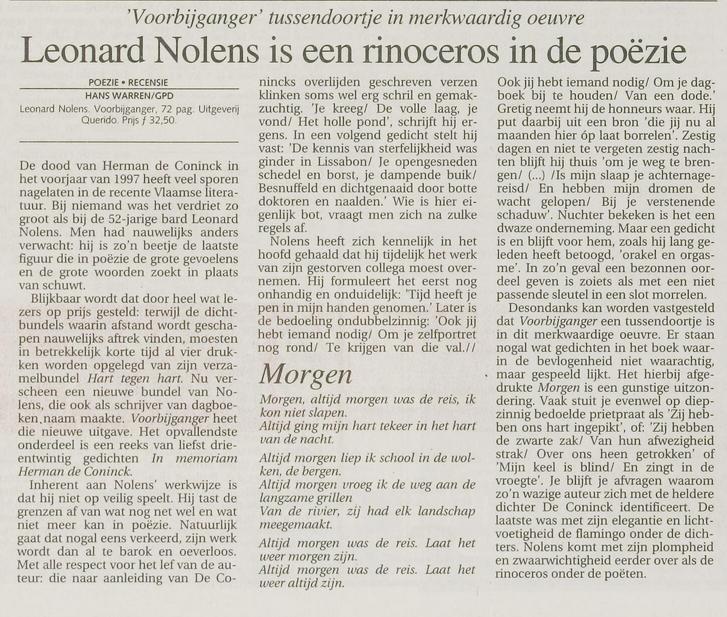 Nolens